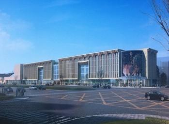 北京天桥艺术大厦(天桥演艺区)